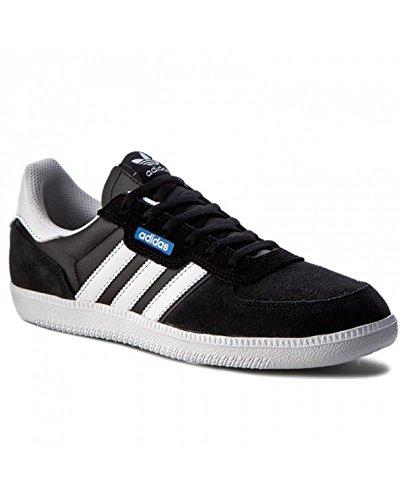 Adidas leonero Herren Sportschuhe, Schwarz–(negbas/Ftwbla/azucie) 36