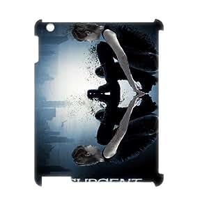 Insurgent V-T-C3065026 Ipad2,3,4 3D Art Print Design Phone Back Case Customized Hard Shell Protection