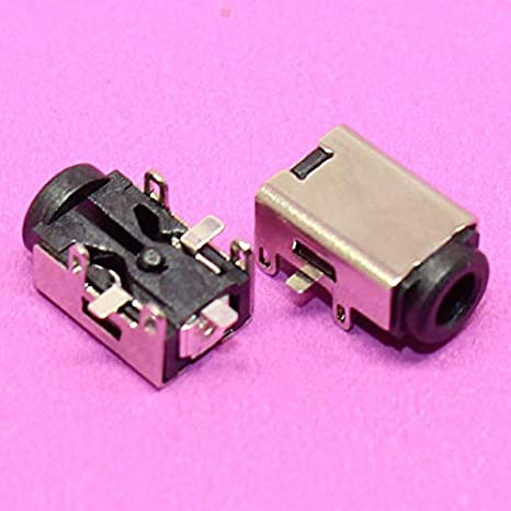 ShineBear DC Power Jack Connector for Asus EEE PC 1001,1002,1003,1004,1005,1008,1015,1101,1201,1215 Series Cable Length: 0.2m