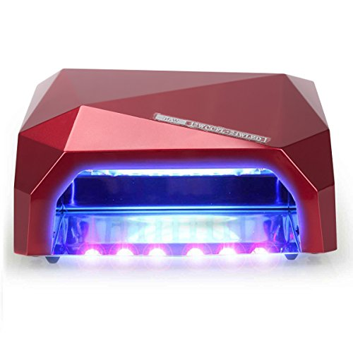 Gellen Pro 36W Nail LED Lamp Dryer Light for UV LED Gel Nail