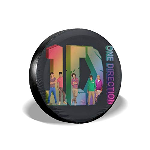 Mr.ChenFang Spare Tire Cover Waterproof Dust-Proof Universal Spare Wheel Tire Cover One Direction Leisure