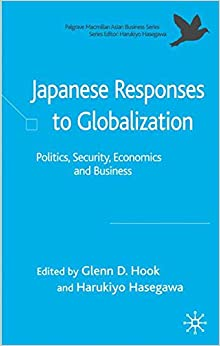 Japanese Responses to Globalization: Politics, Security, Economics and Business (The Palgrave Macmillan Asian Business Series)