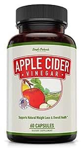 Amazon.com: Apple Cider Vinegar Pills - Appetite