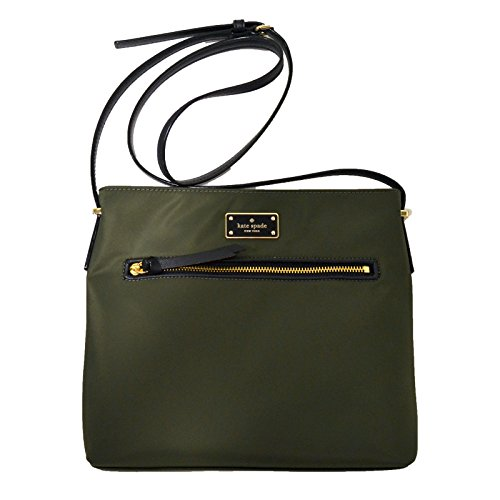 Crossbody Handbag Road Spade Evergreen Nylon Wilson Nylon Kate Dessi zZxR1qg
