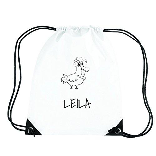 JOllipets LEILA Turnbeutel Sport Tasche PGYM5596 Design: Hahn