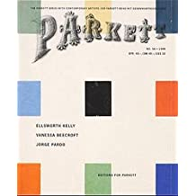 Parkett No. 56 Vanessa Beecroft, Ellsworth Kelly, Jorge Pardo