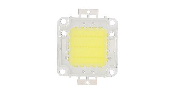 Cuentas eDealMax DC 30-35V 30W LED de alta potencia SMD chip pura luz blanca de la lámpara del reflector - - Amazon.com