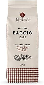 Baggio Aromas Chocolate Trufado 250g Baggio Café Sabor Chocolate