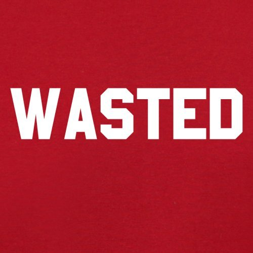 Wasted Bag Dressdown Red Flight Retro qXx8T6