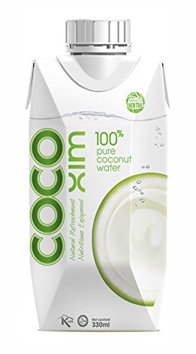 (12 pack) COCOXIM PURE - 100% Pure Coconut Water