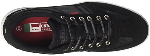 black Carrera Homme shark Baskets Mix 02 Capry Noir X7ZrXO