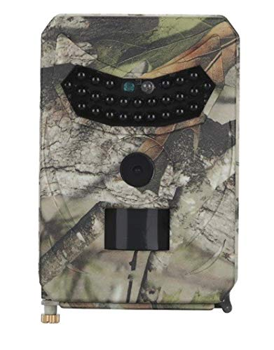 KIHR GOODS 2019 12MP 1080p Professional Outdoor Trail Camera- Waterproof Hunting Game Stealth Cam with Night Vision Motion Activated Sensor for Wildlife Monitoring For Sale