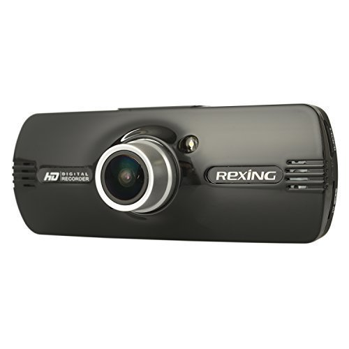 """Rexing F9 2.7"""" LCD FHD 1080p 170° Wide Angle..."""