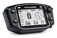 Trail Tech 912-4014 Voyager Stealth Black Moto-GPS Computer