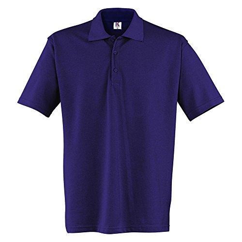 Kübler Arbeit Shirt kurzärmelig, 1 Stück, XL, marine blau, 56066213-49-XL