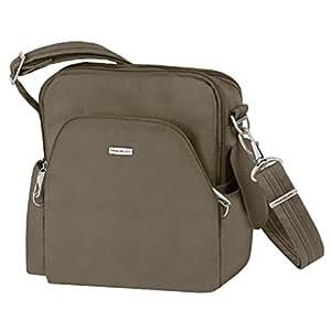 Travelon Anti-theft Classic Travel Bag, Nutmeg
