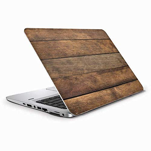 Skinit Wood Elitebook 840 G3 Skin - Early American Wood Planks Design - Ultra Thin, Lightweight Vinyl Decal Protection