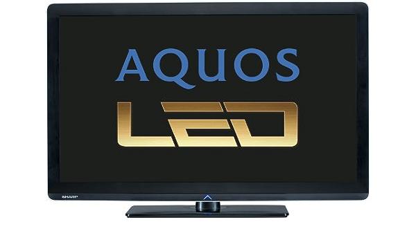 Sharp LC42LE320E- Televisión Full HD, pantalla LED, 42 pulgadas, negro: Amazon.es: Electrónica