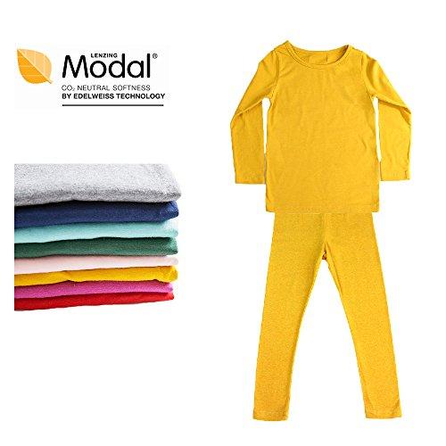 Yellow Boys Pajamas - 2