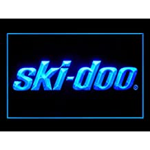 Ski-doo Snowmobiles Led Light Sign