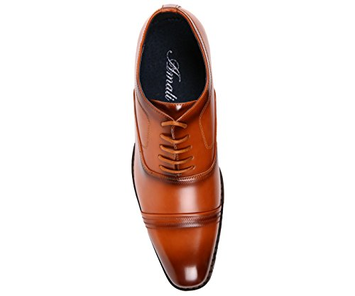 Styles Zag Mens Shoes Designs Eberly With Exotic Tan Dress Crocodile Oxford Zig Amali and Stitching Tomaso fCwqx7Yfd