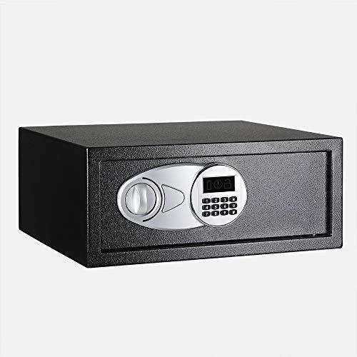 AmazonBasics Security Safe Box, 0.7 Cubic Feet