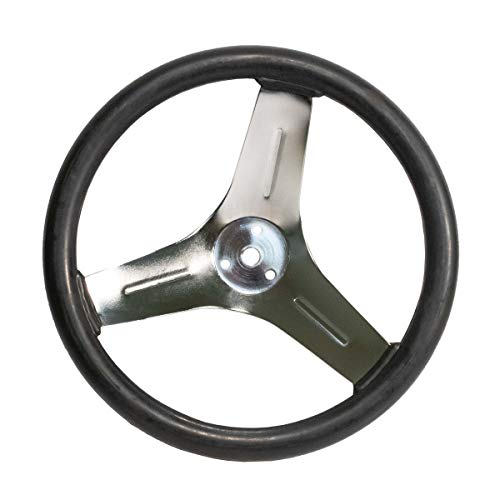 racing go kart steering wheel hub - 1