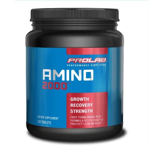 Prolab Amino 2000, comprimés, 325 comprimés