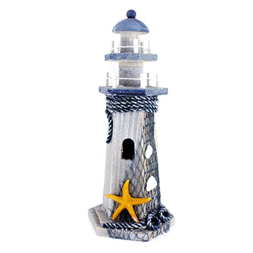 Starfish Wooden Lighthouse 10