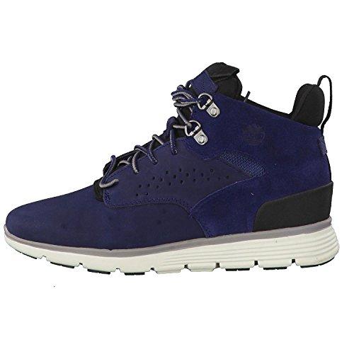 Timberland CA1IS3 Jungen Sneakers Blau(Dunkelblau)
