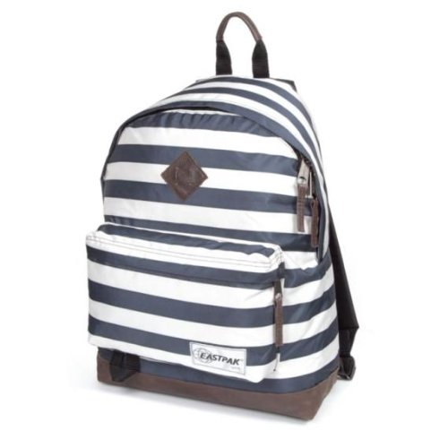 98ee4599a Eastpak Wyoming Backpack Multi-Coloured Streifen 3 Size:24L: Amazon.co.uk:  Luggage
