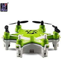 WensLTD Gift For Xmas! FY805 Mini RC Quadcopter 2.4GHz 4CH 6 Axis Gyro Drone Green