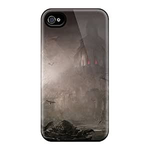 Durable Case For The Iphone 4/4s- Eco-friendly Retail Packaging(diablo 3) by runtopwellby Maris's Diary