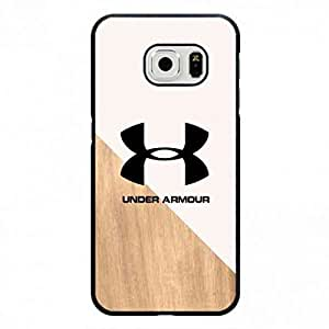 Popular USA Sport Brand Underyarmour Case Samsung Galaxy S6Edge Funda Case Underyarmour Funda Case