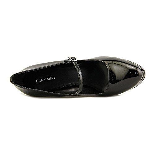 Calvin Klein Kalinda Mujer Charol Tacones de Plataforma