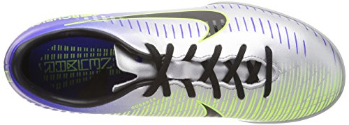 Football Unisex Nike 407 NJR MercurialX Jr Multicolour chr Racer Ic 6 Black Blue Kids' Vctry Boots H8xqw4C8F