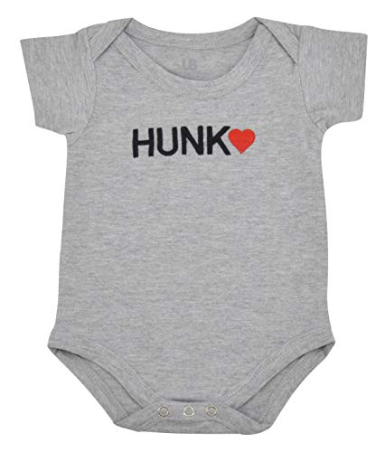 Kids Valentines Outfits (Unique Baby Boys Valentine's Day Hunk Onesie Layette (9)