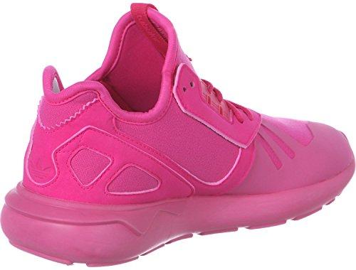 adidasTubular Runner - entrenamiento/correr hombre Rosa