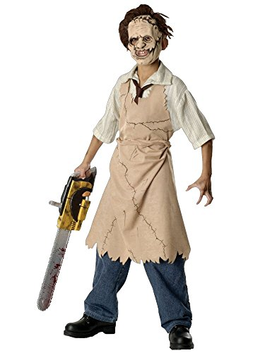 Texas Chainsaw Massacre Costumes For Girls - Leatherface Child Costume -
