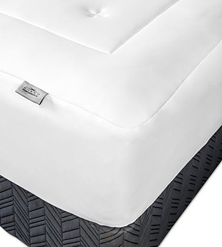 SHEEX - ORIGINAL PERFORMANCE Mattress Pad, Give Yourself An Added Cushion for a Better Night's Sleep (Queen) by Sheex