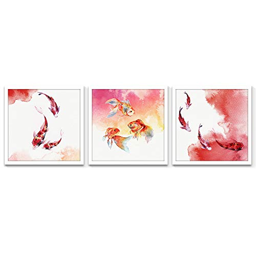 3 Panel Chinese Style Painting Wall Bedroom Living Room ation 24 Panels