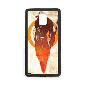 Samsung Galaxy Note 4 Cell Phone Case Black Defense Of The Ancients Dota 2 JUGGERNAUT 009 OIW0483933