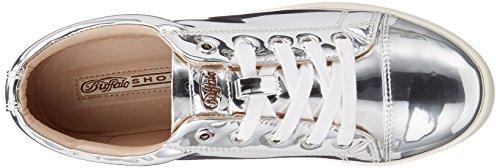 Zapatillas 516 Buffalo Para Mirror Plateado silver Pu 2139 Mujer ZwvfvqI