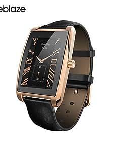 zeblaze ips cosmo mtk2502c 1.61 pulgadas Bluetooth 4.0 reloj inteligente de seguimiento de la salud de apoyo puls¨®metro , silver