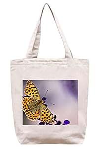 - algodón mariposa las flores bolsa para herramientas de lona