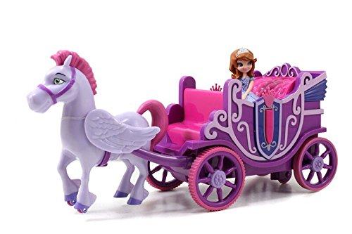 Jada Toys Sofia Royal Carriage R/C Vehicle