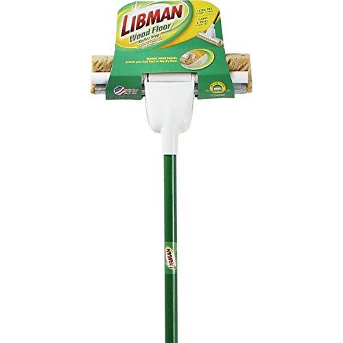 Libman 02026 Wood Floor Sponge Mop