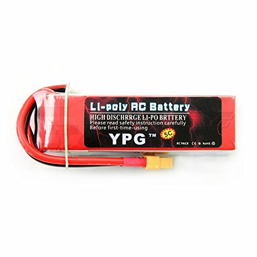 gartt-ypg-2600mah-35c-111v-3s-grade-a-lipo-battery-with-xt60-plug-for-rc-car-mini-drones-and-fpv-qua