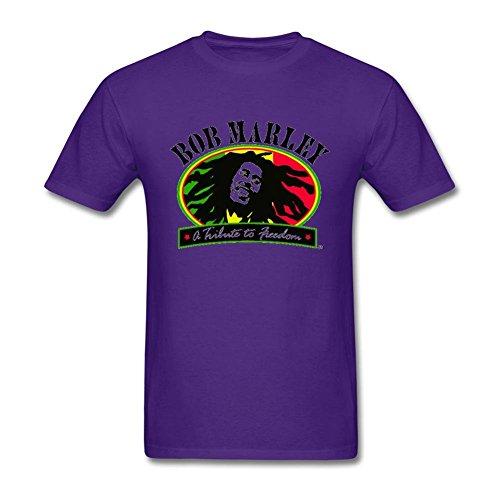 Men's Bob Marley Short Sleeve T-Shirt
