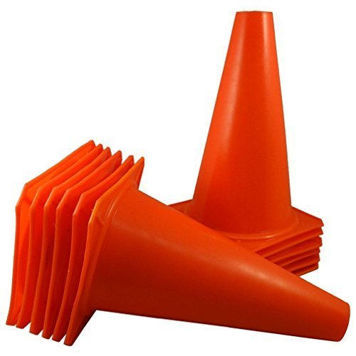 traffic cone salt and pepper - 3
